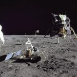 5 most popular myths about the first landing of a man on the moon