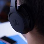 Audio-Technica ATH-ANC900BT: Des écouteurs à réduction de bruit actifs que vous voulez entendre