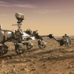 What will the Mars-2020 rover do with its hand?
