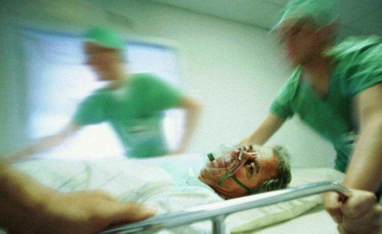 symptomer på hjertestop
