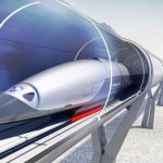 How much will the Hyperloop fare from Moscow to St. Petersburg cost?