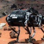 # video | Roboten har lært at hoppe på månens overflade.
