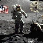 Will the Americans be able to land on the moon again?
