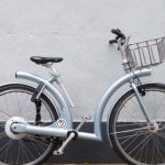 An electric bike that almost doesn't need to be charged. How does he work?