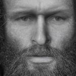 Scientists have restored the identity of the person killed 1400 years ago. Guess who he was?