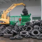 Russian scientists have developed a method of processing tires in alcohol