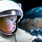 What is dangerous in childbirth in space and what children can be born