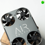 How to make an unusual selfie? Review of the miniature Airselfie2