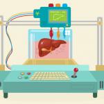 Az új technológia lehetővé teszi a szervek szó szerinti nyomtatását másodpercek alatt