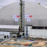 The eighth wonder of the world: a new sarcophagus over the Chernobyl reactor