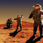Why can't you take off your spacesuit on Mars?