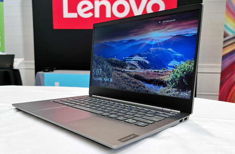 Lenovo ThinkBook 13s review: almost a business laptop