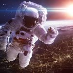 What salary do the astronauts of Russia and the USA receive?