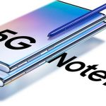 Galaxy Note 10 and Note 10+ in 5G versions