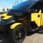 قدم كلاشينكوف سيارة كهربائية جديدة. هل هذا حقا مستقبل سيارات الأجرة الروسية؟