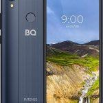 BQ 5530L Intense - olcsó okostelefon hatalmas akkumulátorral és NFC támogatással