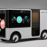 Sony and Yamaha unveiled augmented reality vehicle
