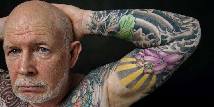 Jak Będą Wyglądać Tatuaże Na Starość