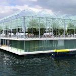 La première ferme flottante au monde s'ouvre aux Pays-Bas