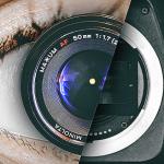 Каква е разликата между камера и човешко око?