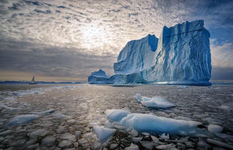 地球上で最も珍しい島