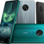 Анонс: Nokia 6.2 і Nokia 7.2
