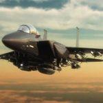 Boeing първи показа най-новия изтребител F-15EX на видео