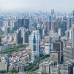 A 195-gigapixel photo of Shanghai was created where everyone can be seen