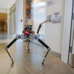 # וידאו | מדוע רובוט עם רגליים גמישות טוב יותר מרובוטים של בוסטון דינמיקס?