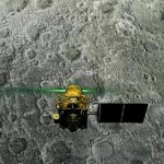 The Indian lunar rover Chandrayan-2 crashed while landing