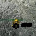 تحطمت المركبة الفضائية الهندية تشاندرايان -2 أثناء الهبوط
