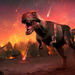 Reconstructed the chronology of the events of the day of extinction of dinosaurs