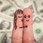 Du point de vue de la science: amour et argent