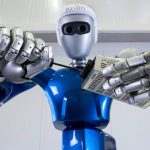 What is an anthropomorphic robot and why is their popularity growing?