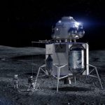 "Blue Origin and SpaceX will work ""under the supervision"" of NASA on the exploration of the moon"