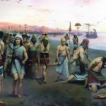 What things did the Bronze Age warriors take on the battlefield?