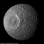 Death Star prototype Mimas may have an underground ocean