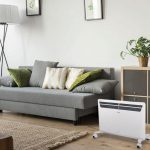 What is the difference between a conventional electric convector and an inverter