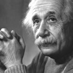 Einstein's General Theory of Relativity: Four Steps Taken by a Genius