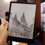 Onyx Boox Note 2 tablet met e-inkt