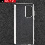 Dizajn Huawei P40: predviđanje slučaja