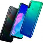 Huawei Y7p - a középső a la Honor Play 3