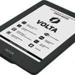 Onyx Boox Volta - a basic reader with top-end lighting