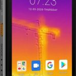 Blackview BV9900 Pro - rugged smartphone with thermal camera