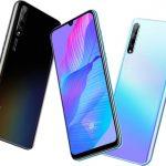 Huawei Y8p - الإعلان والسعر الروسي