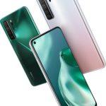 Announcement. Huawei P40 lite 5G - European copy of Nova 7 SE