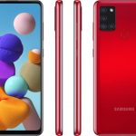 Samsung Galaxy A21s. European announcement and Russian price