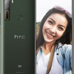 Announcement. HTC U20 5G is their first five-ji smartphone