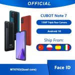 Announcement. Cubot Note 7 - a budgetary breath of fresh air?