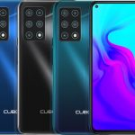 The final announcement. Cubot X30 with five rear cameras